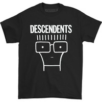 Descendents Men's  Classic Milo T-shirt Black