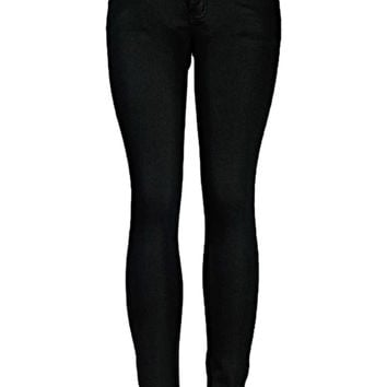Stretchy 5 Pocket Skinny Jeans