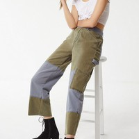 UO Patchwork Utility Pant | Urban Outfitters