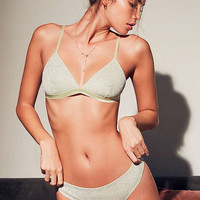 Out From Under Izzy Sparkle Thong | Urban Outfitters