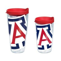 Tervis® University of Arizona Colossal Wrap Tumbler with Lid