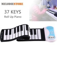 PORTABLE FLEXIBLE PIANO