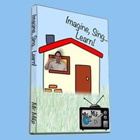 Imagine Sing Learn DVD by MrMikeTV on Zibbet