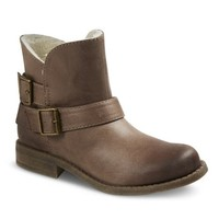 Women's Tawny Shearling Ankle Boots