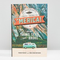 Off Track Planet's Guide America: Young Sexy & Broke Book at asos.com