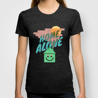Home Alone T-shirt by Nick Nelson