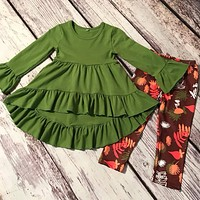 2 piece Fall boutique outfit
