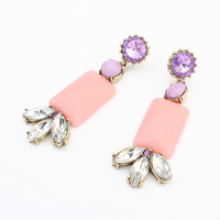 Bohemia Gemstone Earrings [4919100740]