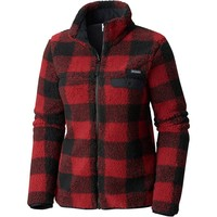 Mountain Side Heavyweight Fleece Jacket - Women's
