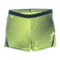 Reebok Womens Crossfit Bootie 2-Inch Fitted Printed Shorts