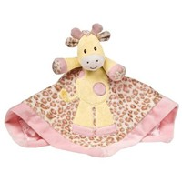 Mary Meyer Baby Safari Blankie, Giraffe