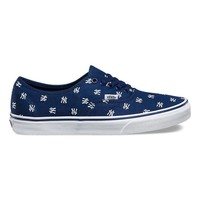 spbest VANS MLB AUTHENTIC NEW YORK YANKEES