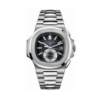 Patek Philippe Nautilus Men's Chronograph Watch - 5980/1A-014
