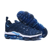 2018 Nike Air VaporMax Plus TN Blue Sport Running Shoes