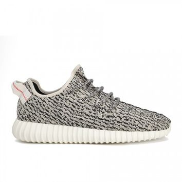 Authentic Adidas Yeezy 350 Boost Low Grey/Black-White [adidasYeezy1103] - $138.88 : Luxury Bags Factory Outlet, Online Store