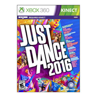 Just Dance 2016 Xbox 360 Video Game