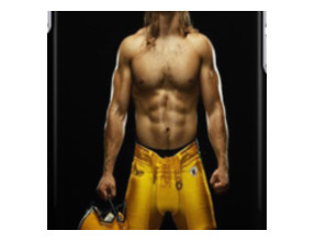 Green Bay Packers: Clay Matthews - Iphone Case  iPhone Cases & Skins