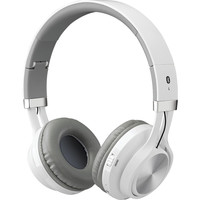 Ilive Bluetooth Headphones With Microphone (white)