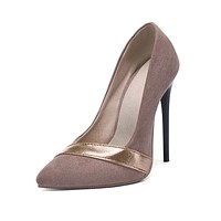 Pointed Toe Sexy High Heeled Women Pumps Stiletto Heel Shoes