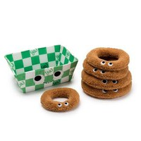 Yummy World Oliver and the Rings Onion Rings Plush