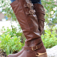 Hollow Brook Estates Boot - Brown