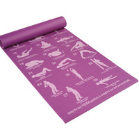 ProFit Printed Double Vein Premium Yoga Mats- 5Mm