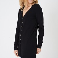 Button Down Cardigan in