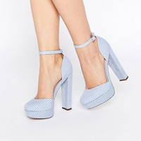 ASOS PHOTOBOX Platform Shoes at asos.com