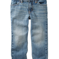 Straight Jeans - Natural Indigo