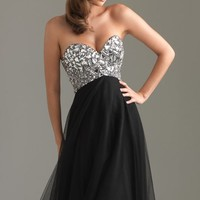 NightMoves by Allure 6411 Dress