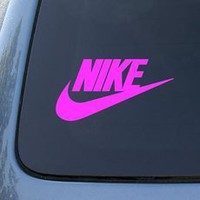 NIKE - Vinyl Car Decal Sticker #1913 | Vinyl Color: Blue