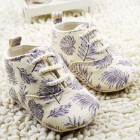 Leaf First Walker Baby Shoes