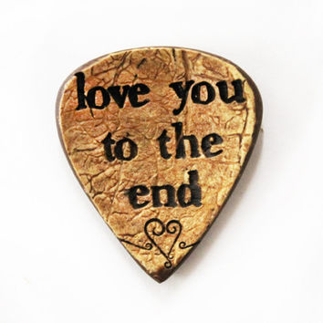 Love You To The End
