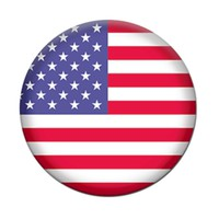 American Flag - Universal Pop Up Phone Holder Expanding Stand Grip Mount Socket For Phone or Tablet