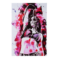 Paige 12 x 18 Gallery Wrapped Canvas Wall Art