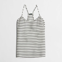 Factory printed racerback cami : Sleeveless | J.Crew Factory