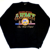 Buy This We'll Defend Army Sweatshirt at Army Surplus World