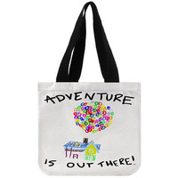 Adventure is Out There - Totebags