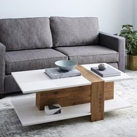 Rustic Lacquer Coffee Table