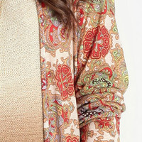 Bohemian Like You Maxi Cardigan By MINKPINK - $96.00 : ThreadSence, Women's Indie & Bohemian Clothing, Dresses, & Accessories