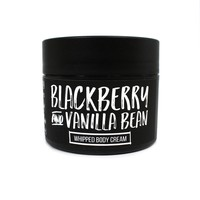 Blackberry and Vanilla Bean -  Whipped Body Cream