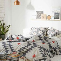 Holli Zollinger For DENY Natural Plus Duvet Cover