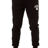 The Runnin Ninja Slim Sweatpants in Black