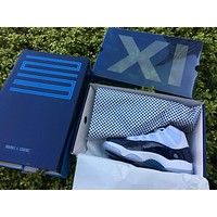 "Air Jordan Retro 11 ""Midnight Navy"""