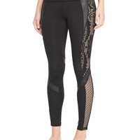 Luxe Soft-Cup Sports Bra & Luxe Active Sports Pants