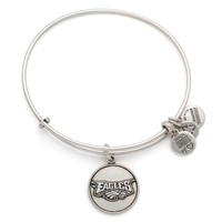 Philadelphia Eagles Logo | Alex and Ani Russian Silver