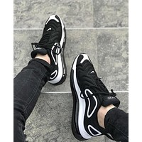 NIKE Air Max 720 Air cushion shock absorber running shoes
