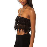 The Shadow Top in Black
