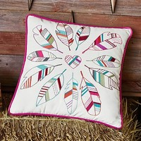 Junk Gypsy Dreamer Pillow Cover