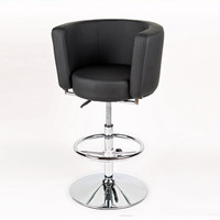 Ultra Bar Stool Black